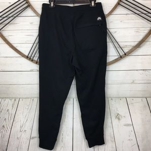 Nike SB Mens Black Skateboarding Sweat Pants Sz M